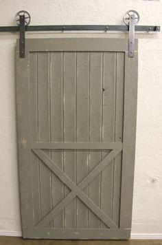 vintage sliding barn door hardware raw steel by abahardware