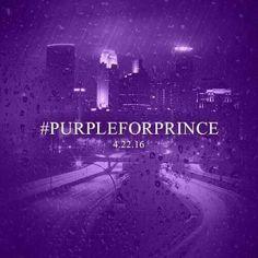#purpleforprince