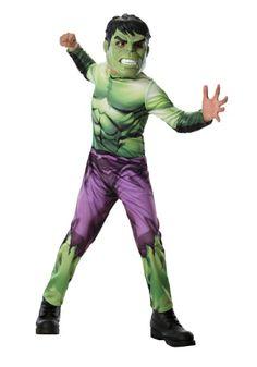 Child Classic The Hulk Costume  sc 1 st  Pinterest & Disney Hulk Costume for Kids - Thor: Ragnarok | Pinterest | Hulk ...