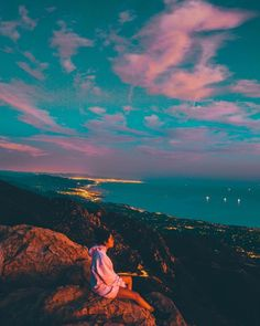 Colourful, Dream-Like Photography by Brighton Galvin | UltraLinx