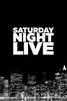 Saturday Night Live - I don't know how I'll manage without the phenomenal Bill Hader, but SNL always finds a way to trundle on. In Lorne we trust.