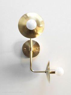 Modern Wall Lamp  Modern Sconce  Modern Wall door PhotonicStudio