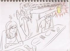 Max Iggy Fang maximum ride series don't know y i found this so funny!!
