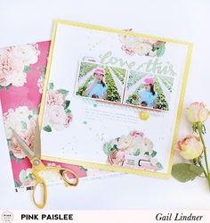Spring: Strawberry Picking Page | Pink Paislee | Bloglovin'
