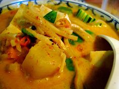 Curry Recipes and Health Benefits of Curry and Coconut Milk