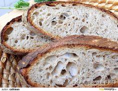 Sourdough Bread, Pizza, Food, Country Bread, Yeast Bread, Essen, Meals, Yemek, Eten
