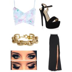 Untitled #19 by fabfive1999 on Polyvore featuring polyvore, fashion, style, River Island, J. Mendel and J.Crew