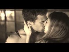 Divergent / Tris And Four / Just A Kiss - YouTube
