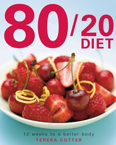 80/20 DIET  www.thehealthychef.com