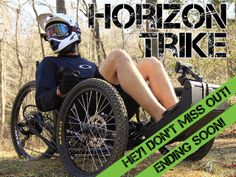 Horizon: The Disability Proof All-Terrain Electric Bike