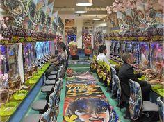 Pachinko – Flitsend flipperen op z'n Japans!