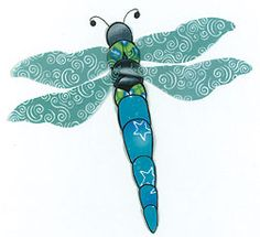 Free Dragonfly Patterns | Patterns Gallery