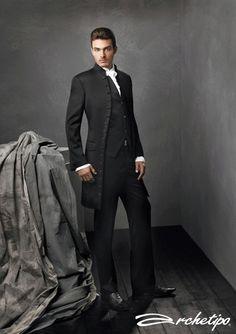 VINTAGE MENS Wedding Morning Tuxedo Formalwear Suits Vest Pants Set Discount New