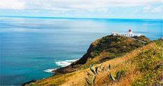 O que visitar em SANTA MARIA, a Ilha Dourada! | My Best Hotel Santa Maria, Best Hotels, Water, Outdoor, Natural Pools, Bell Rock Lighthouse, Nature, Tourism, Gripe Water