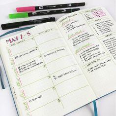 25 ideas se extendieron semanales para el Diario de la bala…