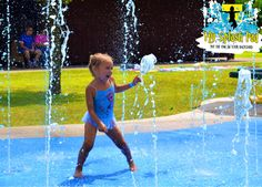 Water play is a lifetime of memories! Think back to what you remember growing up and most of the time it revolves around water play.