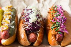 The best hot dogs in London