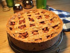 Verantwoorde en gezonde appeltaart | Wessalicious