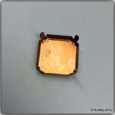 Setting: K13/12B Fits Swarovski Article: 4675 23mm http://www.ehashley.com/eh-ashley-wholesale-swarovski-crystal-fancy-stones.php