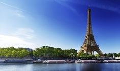 Paris: 1 to 3 Nights For 2 With Breakfast and River Seine Cruise Ticket from £59 at Hotel France Eiffel