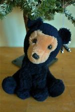 My baby black foot!  1976 DAKIN Blackfoot Black Bear