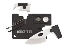 Lately, bulky tools were downsized into small rectangular ones that fit nicely into a wallet's credit card slot. Here are some of those wallet tools!