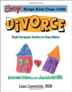 This engaging story and collection of therapeutic activities helps very young clients cope with divorce. Cory, the central character in the story, helps children gradually confront and process their feelings and reactions related to the divorce. Includes a reproducible story, activities, and detailed parent handouts. Ages 4-8. Get it for less at www.lianalowenstein.com