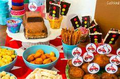 Auto-Party zum 2. Geburtstag | Cuchikind