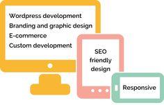 web design infographic Web Design, Graphic Design, Online Marketing, Ecommerce, Bar Chart, Infographic, Wordpress, Branding, Design Web