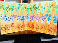 DIY Decoração: Livro de colorir Jardim Secreto: Minhas pinturas