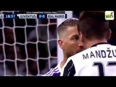 Juventus vs Real Madrid 1-4 - All Goals & Highlights - Champions League ...