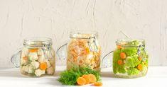 Kombucha, Mason Jars, Glass Vase, Cooking, Healthy, Food, Decor, Kitchen, Decoration