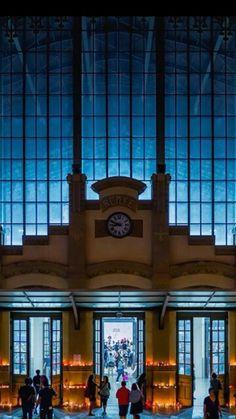 Estación del Norte.BCN.