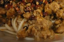 Burmese Egg Noodles with Curry