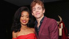 Ross Lynch Responds To The Rumors That He's Dating Co-Star Jaz Sinclair Allysa Milano, Jaz Sinclair, Taylor Swift Style, Ross Lynch, Cute Couples, Celebrity News, Natural Hair Styles, Boyfriend, Dating