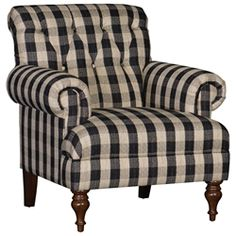 Darby Home Co Culbreth Club Chair Upholstery Buffalo Check Red