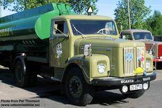 Scania-Vabis L56 Truck
