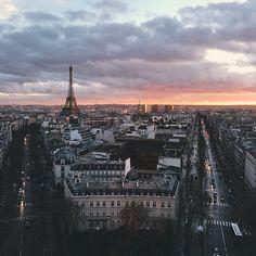 Paris is not a bad idea..