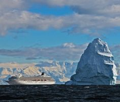 Looking for a new place to travel for the holidays? Try a cruise to Antarctica.