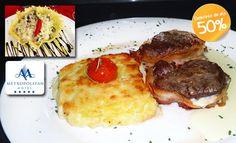 Almoço ou jantar cinco estrelas no Metropolitan Hotel -