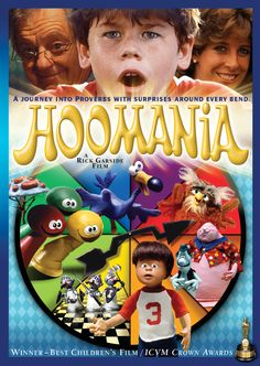 hoomania a journey into proverbs christian film dvd cfdb - Halloween Movie History