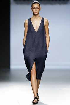Madrid Fashion Week: Ángel Schlesser