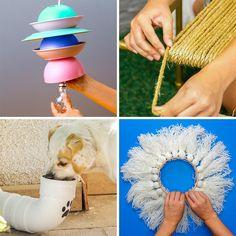 5 Min Crafts, 5 Minute Crafts Videos, Diy Crafts Hacks, Diy Crafts For Gifts, Homemade Crafts, Diy Home Crafts, Diy Arts And Crafts, Jar Crafts, Crafts For Teens
