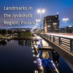 Get familiar with the famous landmarks in the Jyväskylä Region, Finland. Photo: Atacan Ergin