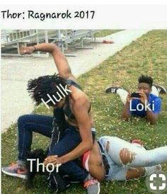 Jajaja, Loki obtuvo su venganza