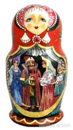 Snow Globes, Home Decor, Matryoshka Doll, Russia, Beautiful Dolls, Storytelling, Hand Made, Room Decor, Home Interior Design