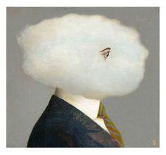 """carnetimaginaire: """"Gérard DuBois, The Modern Mind """""""