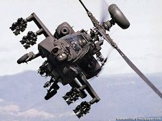 Apache attack helicopter. So badass.