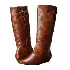45116b5a0c3 I just added this to my closet on Poshmark  Steve Madden Cognac Leather  Boots.
