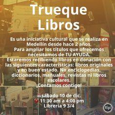 Trueque Libros